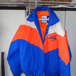NBA Officially Licensed Knicks Size Large Jacket